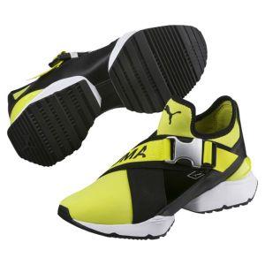 Puma Muse Eos W chaussures jaune 39,0 EU