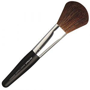 Da Vinci Pinceau poudre ovale poils de chèvre bruns une pièce