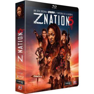 Z Nation - Saison 5 [Blu-Ray]