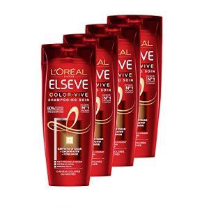 L'Oréal Elsève Color-Vive Shampooing Protection Cheveux Colorés 250 ml
