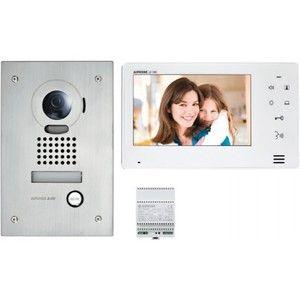 Aiphone Interphone kit vidéo platine encastrée et écran 7'' JOS1F