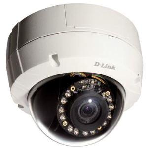 D-link DCS-6511 - Caméra de surveillance IP dôme fixe