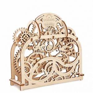 T âtre UGEARS Puzzle 3D Mécanique en bois