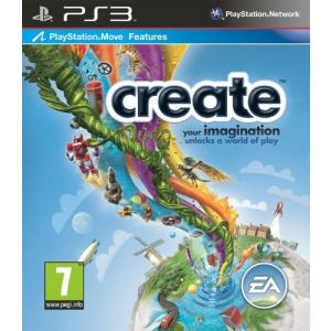 Create (PlayStation Move) [PS3]