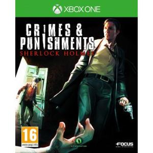 Sherlock Holmes : Crimes & Punishments [XBOX One]