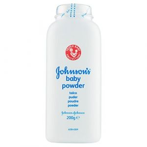 Johnson's Baby powder tal