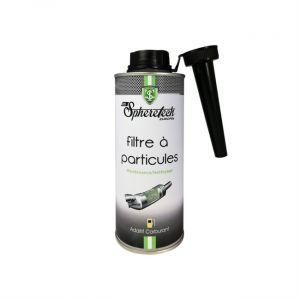 Spheretech Nettoyant Filtre À Particules Diesel 375 Ml