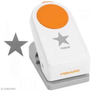 Fiskars Perforatrice étoile Power Punch XL - 5 cm