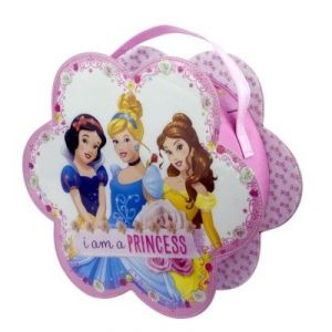 Markwins Mallette de maquillage fleur Princesses Disney