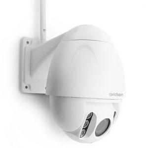 Avidsen Caméra IP Wifi motorisée à usage extérieur IPC383-MX