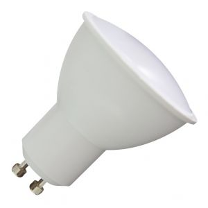 Lampesecoenergie Ampoule Led GU10 5W Blanc Chaud 2700K eq. 50W Halogène 120° Dimmable