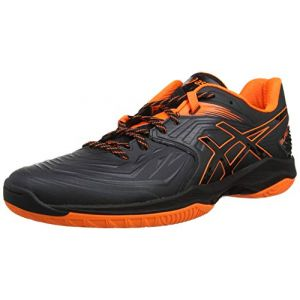 Asics Chaussures Handball Gel Blast FF Homme Noir/Orange 40.5