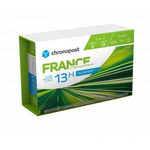 Chronopost Boîte prête à expédier en France Métropolitaine - Livraison le lendemain avant 13h - 6 kg