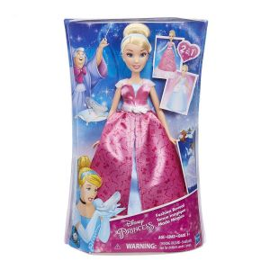 Hasbro Poupée Cendrillon Tenue magique