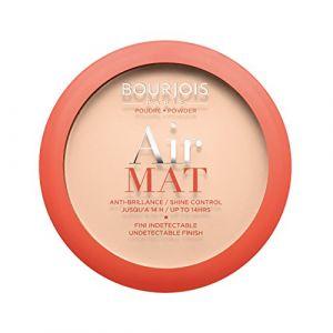 Bourjois Poudre air mat 01 ivoire rosé