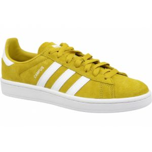 Adidas Baskets basses CAMPUS jaune - Taille 42