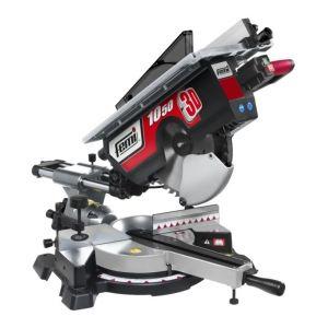 Femi Scie à onglet Radiale 1800W avec table supérieure 1050 3D