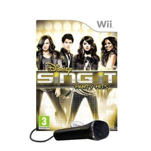 Disney Sing it : Party Hits + Micro [Wii]