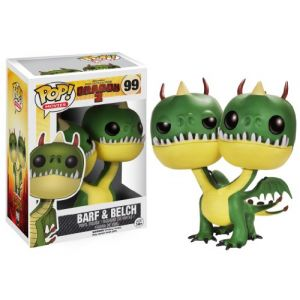 Funko Figurine Pop! Dragons 2 : Dragon Barf & Belch