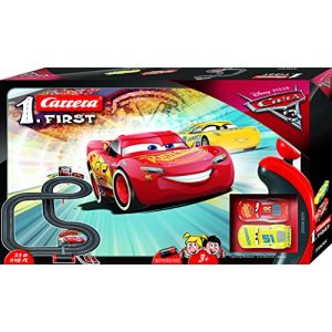 Carrera Toys 63010 - Circuit de voitures First Cars 3