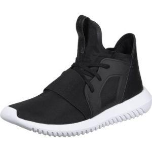 Adidas Originals TUBULAR DEFIANT Baskets montantes core black/chalk white