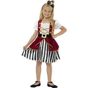 Déguisement miss pirate fille 7 à 9 ans