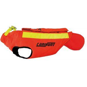 Canihunt Gilet de protection dog armor - orange V2 - Taille: T45