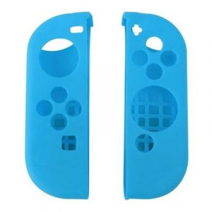 Straße Game Housse Silicone De Protection Pour Joy-Con De Nintendo Switch - Bleu