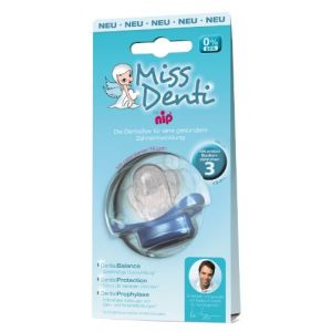 Image de nip Sucette Miss Denti Dental-BS T3