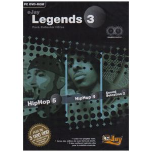 eJay Legends 3 [Windows]
