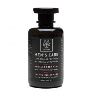 Apivita Shampoing Men Care corps et cheveux