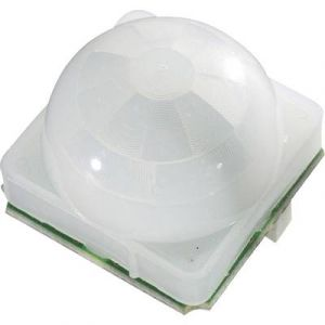 B+B Thermo-Technik Module détecteur de mouvement PIR B+B Thermo-Technik PIR-T1-M1-L0 12 V/DC 3 12 V/DC (L x l x h) 20 x 25 x 25 mm 1 pc