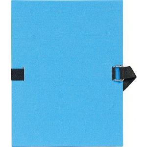 Exacompta Chemise à dos extensible avec sangle 24 x 32 cm