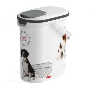 Curver Verseuse à croquettes pour chien Contenance 4 kg (10,4 Litres)
