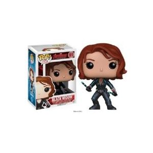 Funko Figurine Pop! Avengers Age Of Ultron : Black Widow