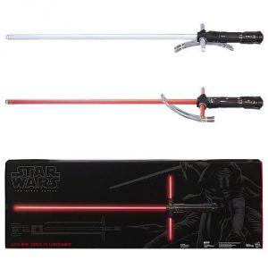 Hasbro Sabre laser Force Fx Kylo Ren Black Series Star Wars