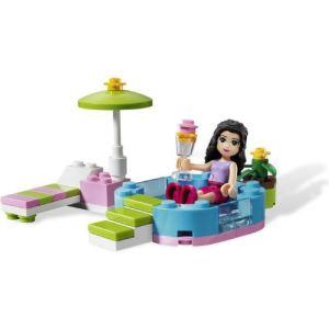 Lego 3931 - Friends : La piscine D'Emma
