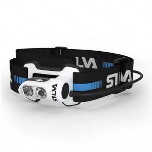 Silva Lumières Trail Runner 3x - White / Black / Blue - Taille 250 Lumens