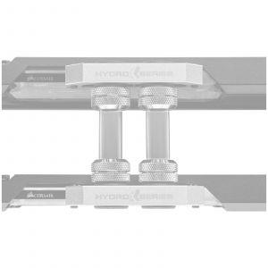Corsair Hydro X Series XT Tuyau rigide SLI/CrossFire- Transparent (x 6)