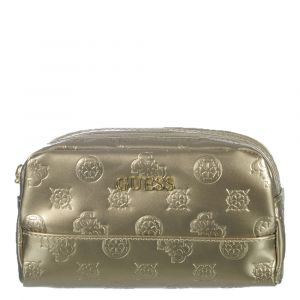 Guess Trousse Maquillage PWHAPPP9373 Jaune
