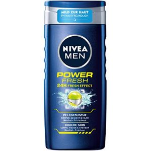 Nivea Pflegedusche Power Fresh - 250 ml