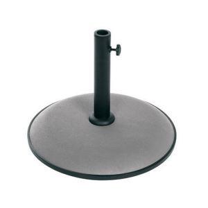 Image de Hesperide Pied de parasol rond en béton 25 kg