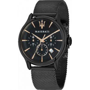 Maserati R8873618006 - Montre pour homme avec bracelet en acier