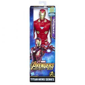 Hasbro Figurine Titan Avengers Infinity War Iron Man 30 cm