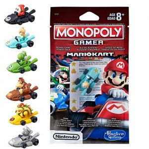 Hasbro Monopoly Gamer Mario Kart Power Pack