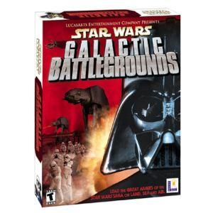 Star Wars : Galactic Battlegrounds [PC]