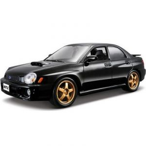 Bburago 22090 - Subaru Impresa WRX collection bijoux - Echelle 1:24