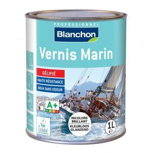 Blanchon Vernis marin - Incolore doré brillant 1 L