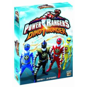 Power Rangers : Dino Thunder - Volume 1