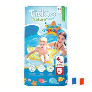 Tidoo 12 culottes Swim & Play - T4M, 8-15 kg